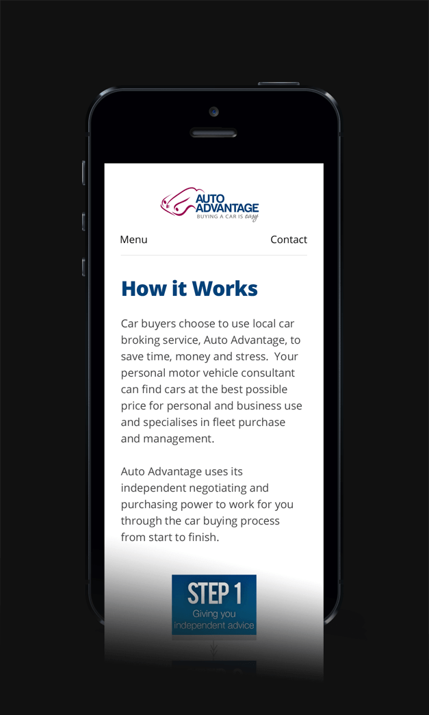 How it Works Page Design